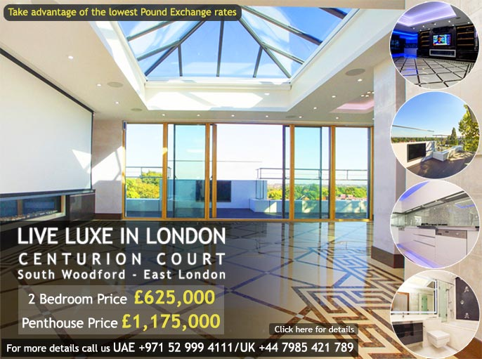 Invest in London Properties - Centurion Court