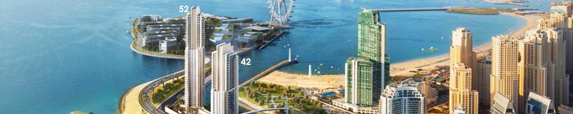 52 42 Dubai Marina