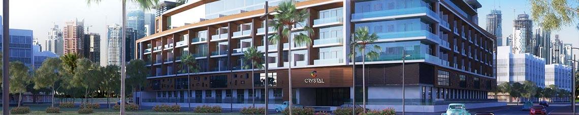 Crystal Residence Dubai