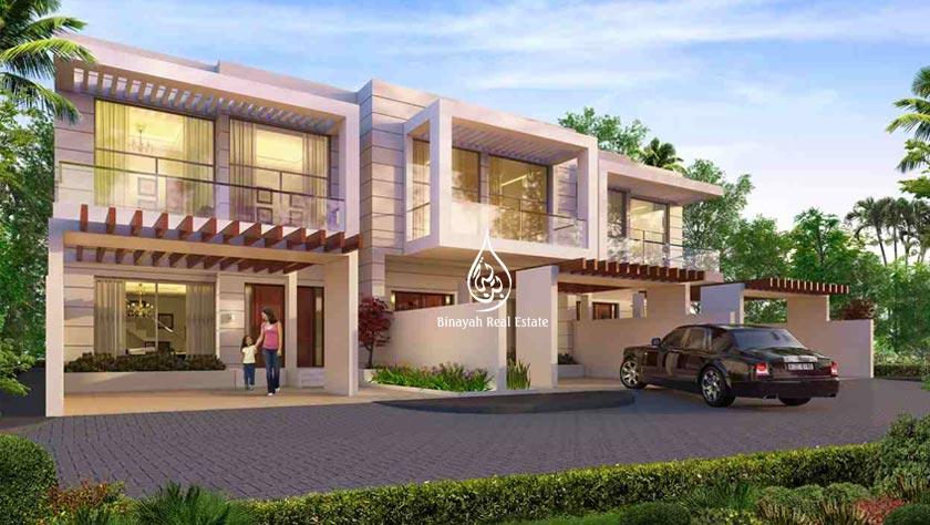 Dreamz Villa and Townhouses Al Furjan