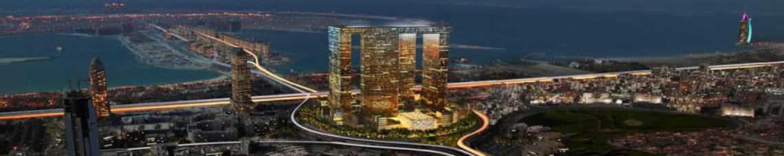 Dubai Pearl Dubai Marina
