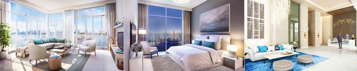 Emaar Properties The Cove Dubai Creek Harbour