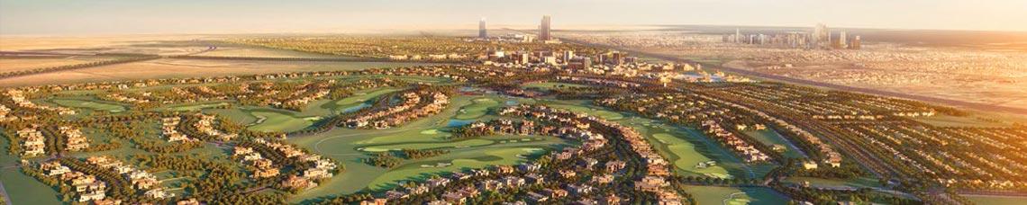 Fairways Vistas Dubai Hills Estate - Mohammad bin Rashid City