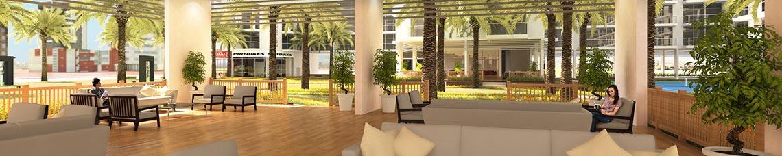 Glitz Apartments in Dubai Studio City