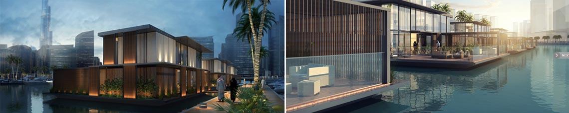 Marasi Business Bay by Dubai Properties