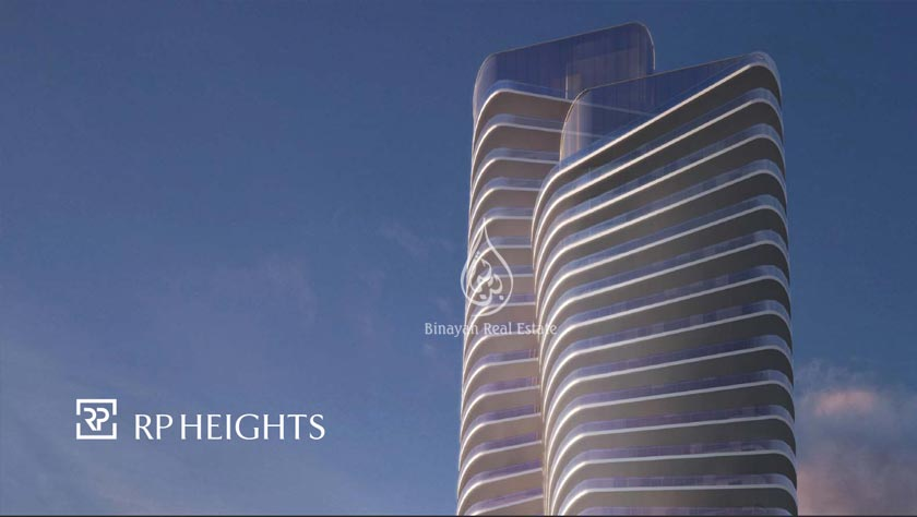 RP Heights Downtown Dubai Off Plan Property