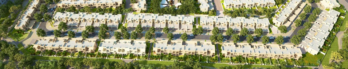 Safi Townhouses at Dubai Town Square