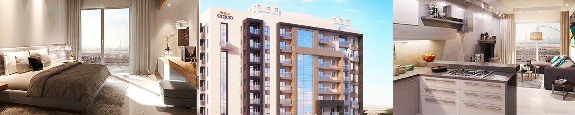 Topaz Premium Residences Dubai Silicon Oasis