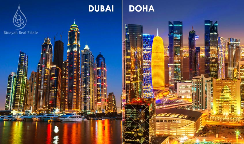 Doha, Dubai have smartest buildings in the Middle East – survey