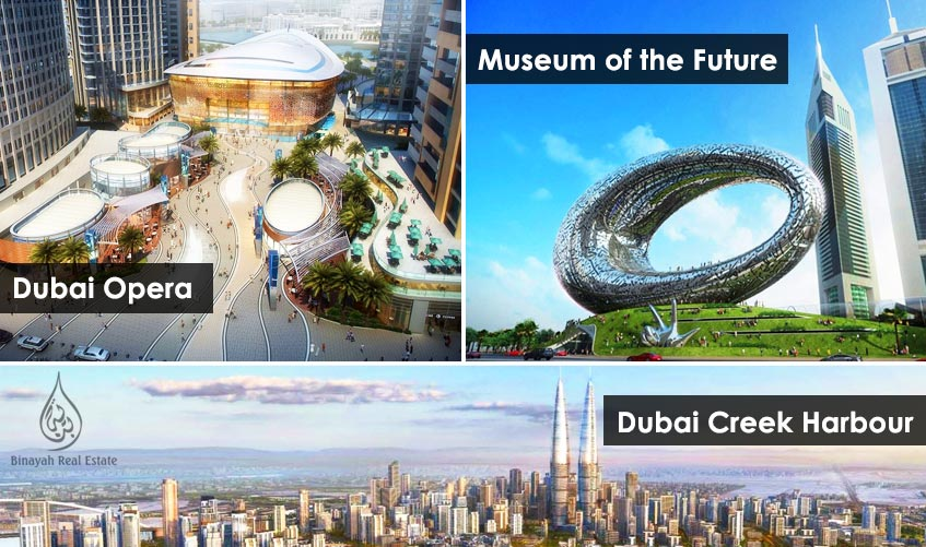 Dubai Amazing Projects - Real Estate News