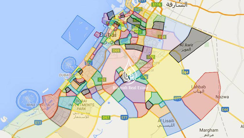 Cheapest areas to rent in Dubai in 2016