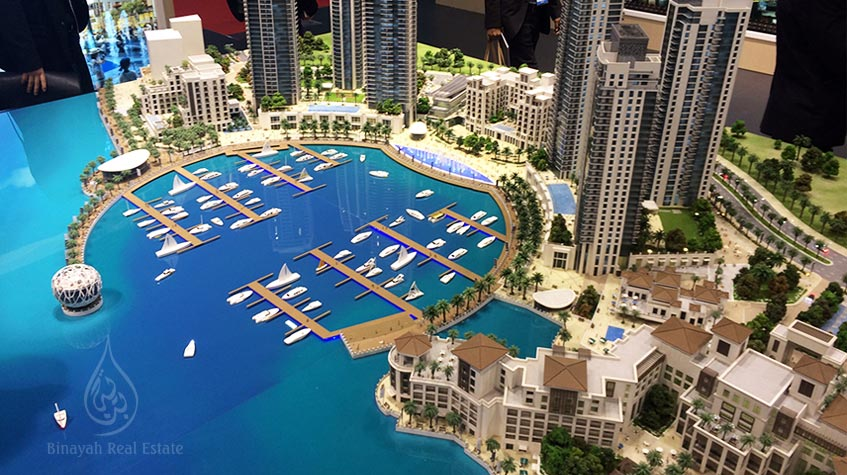 Dubai Creek Harbour Project By Emaar - Dubai Real Estate Agent