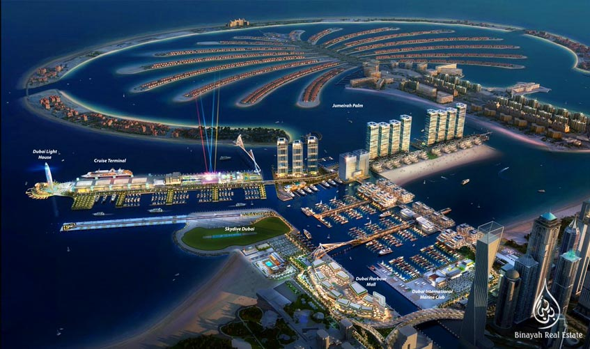 Dubai Harbour Announces