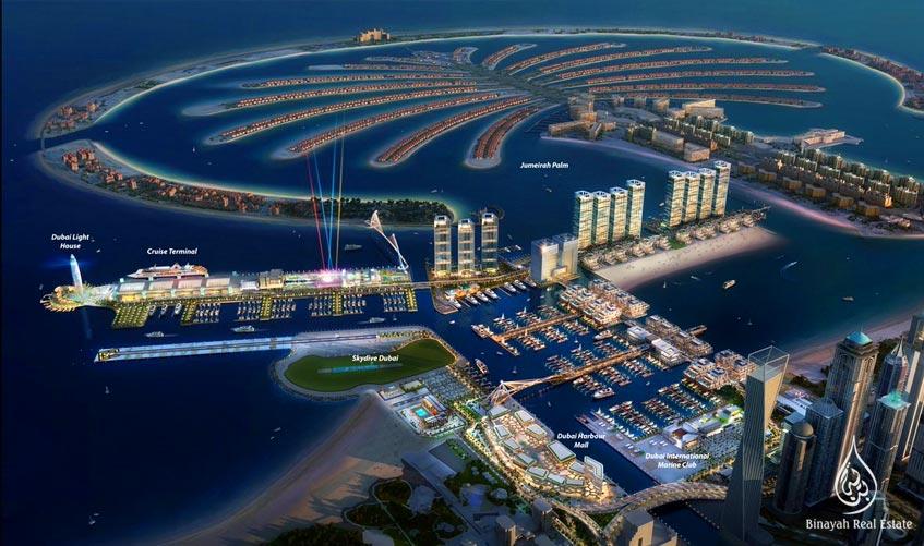 Dubai Harbour Announces