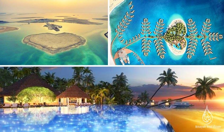 Dubai Honeymoon Island Resort