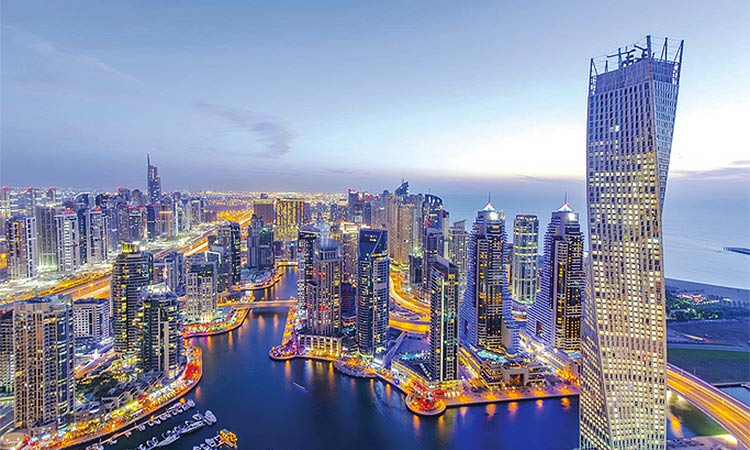 Dubai Sees 134% Increase In Property Deals
