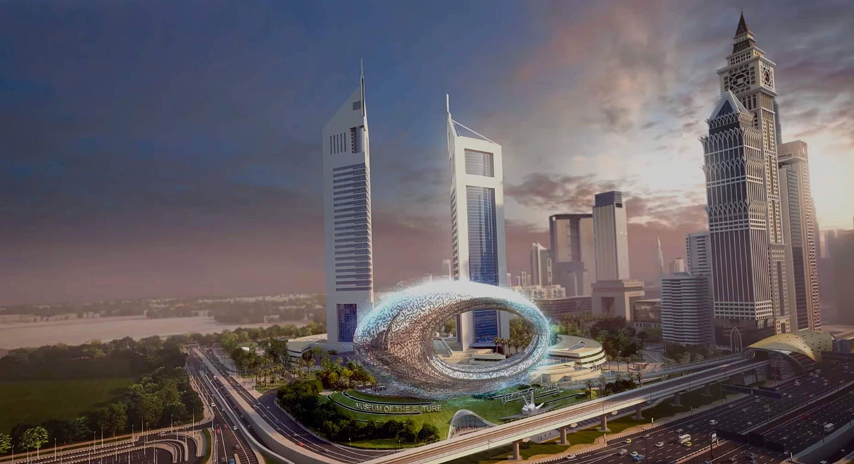 Dubai The City Of The Future