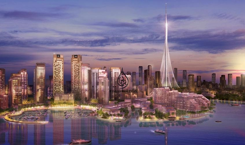 Dubai new tower will edge past Burj Khalifa