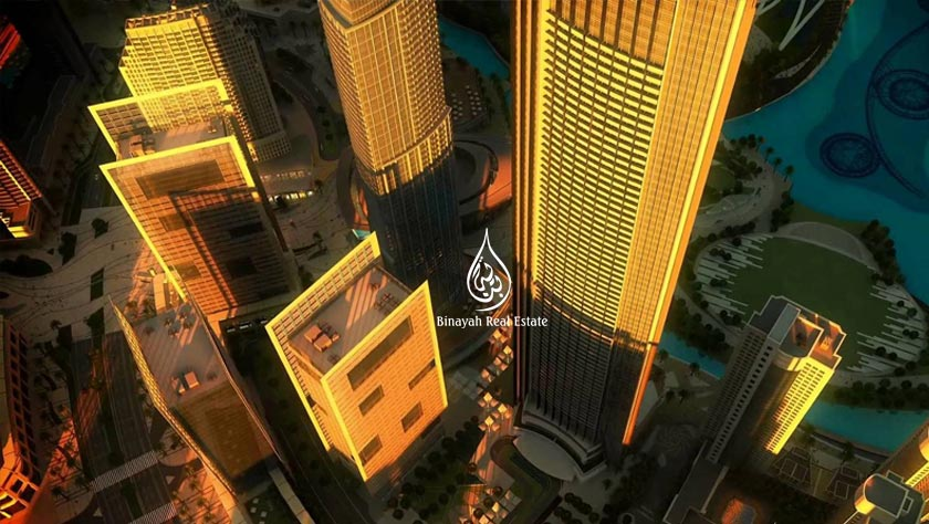 Downtown Dubai set for final ACT 1 by Emaar