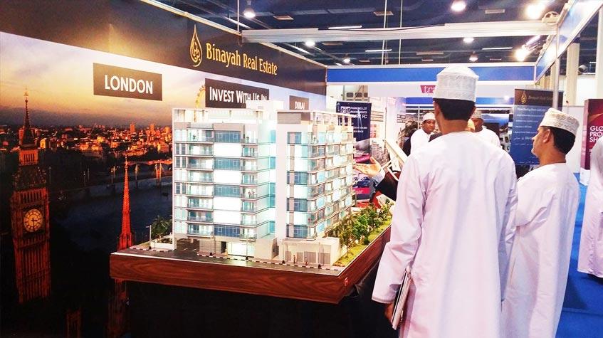 Global Property Show Muscat - Oman - Dubai Best Real Estate Agents - Binayah