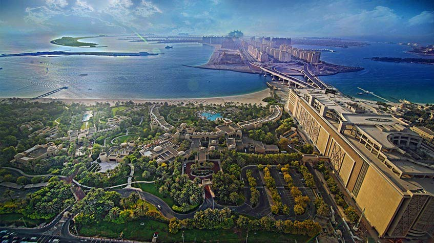 Palm Jumeirah - Dubai Real Estate Company - Binayah