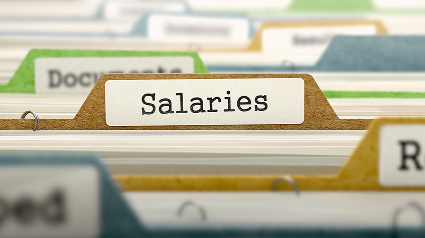 Salaries Raise In 2020 by 4.5 Percent