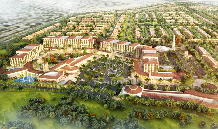 Dubai Properties Launch Serena Townhouse in Dubailand