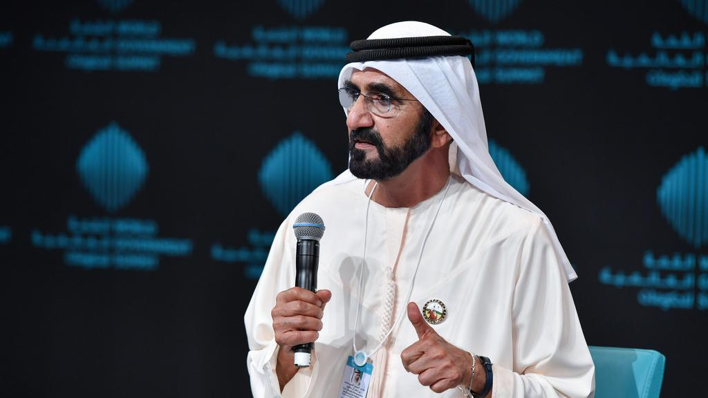 Sheikh Mohammed Announces New Dubai Award