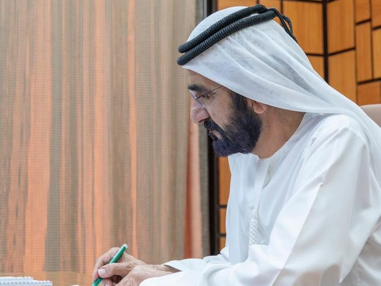 Sheikh Mohammed approves draft law for national safety