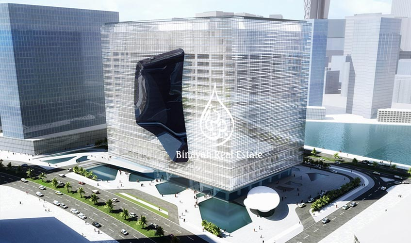 Dubai latest landmark tower bridge to house apartments