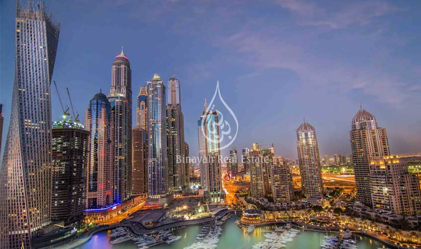 Dubai Rents Drop in Palm Jumeirah, Marina, Sports City, Dubailand