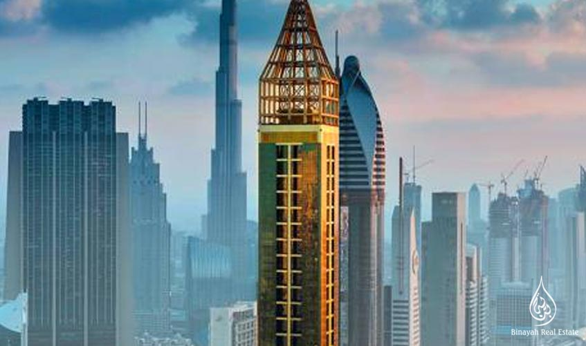 Worlds next tallest hotel set to open in Dubai