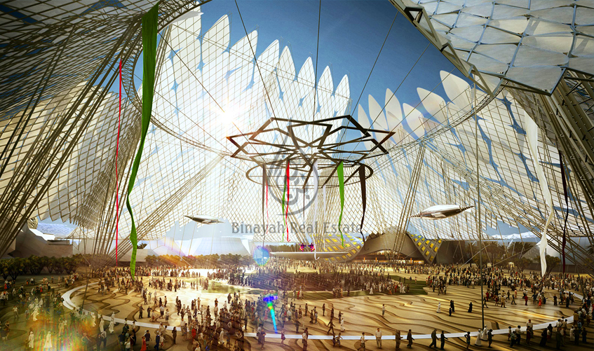 Emaar Said to Plan Mall, Hotel Venture for Expo 2020