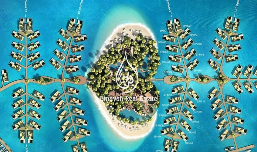Dubai gets heart-shaped island with hotel, floating homes