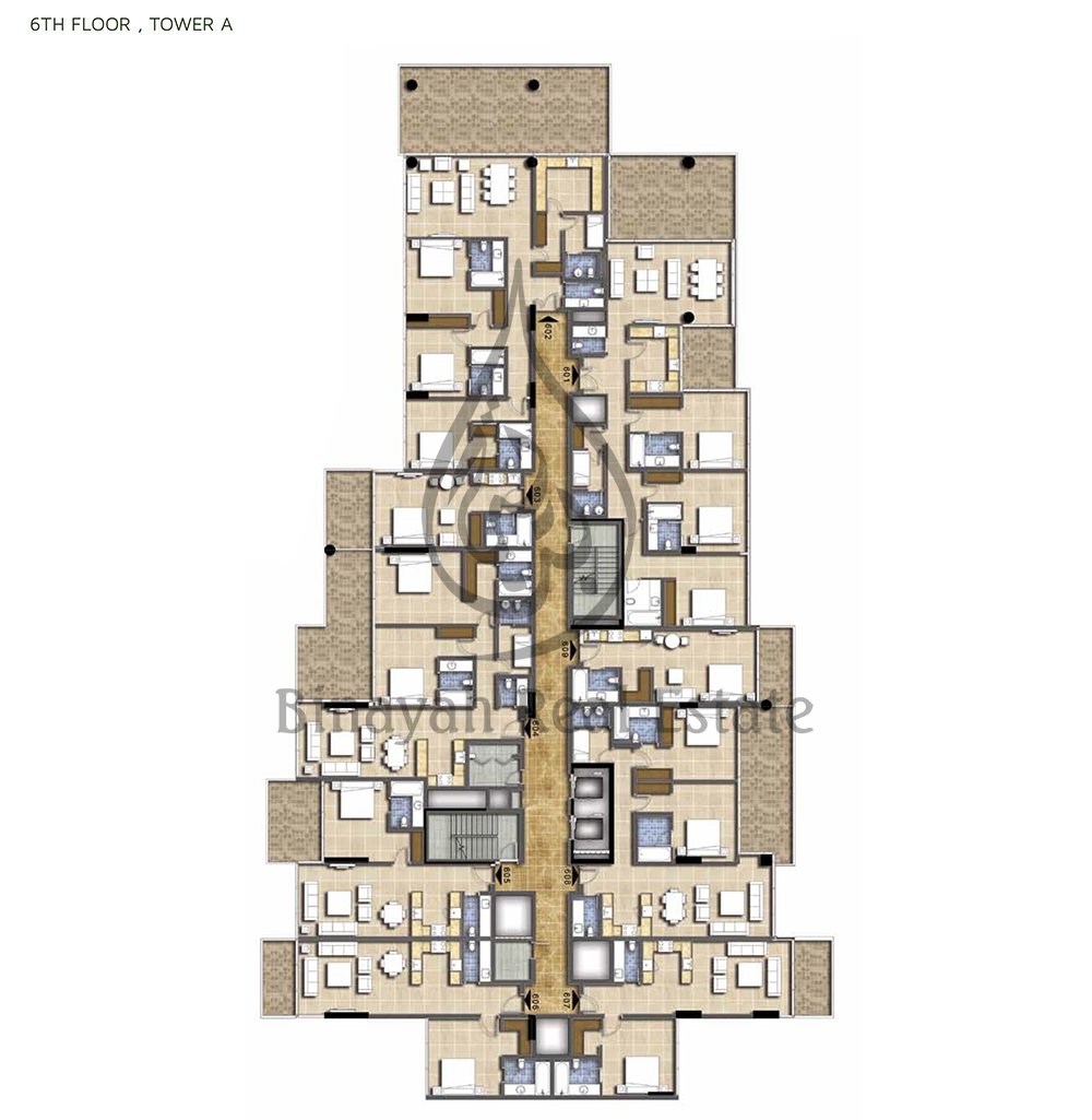Akoya Floor Plans