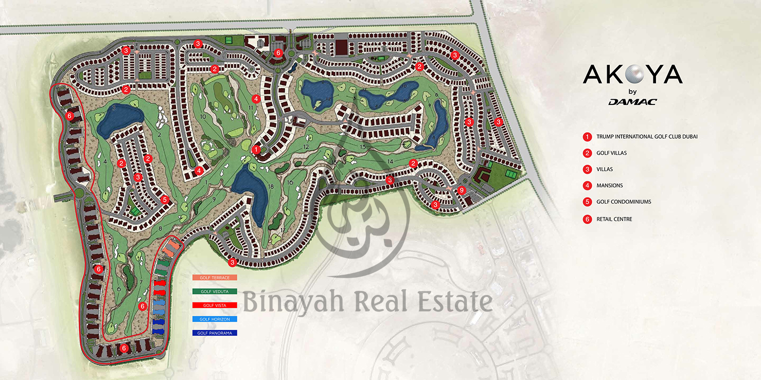 Dubai floor plans best real estate agents in dubai akoya floor plans fandeluxe Gallery