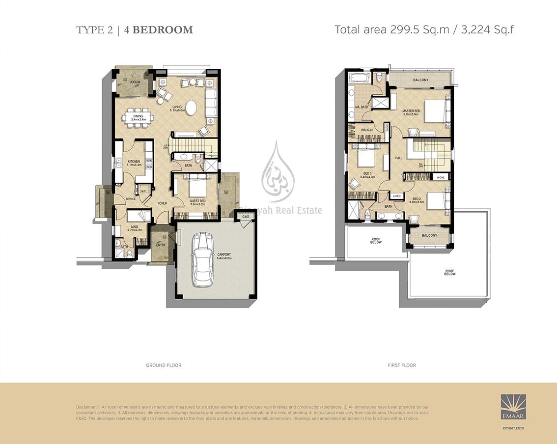 Villas For Sale Rent In Arabian Ranches Dubai Binayah