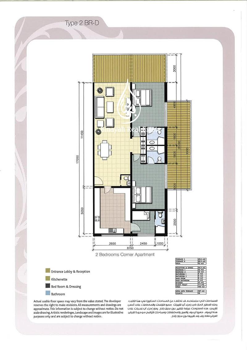 Palm jumeirah apartments properties for sale rent binayah - Apartment plan typ ...