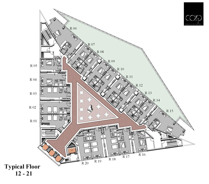 Apartment for sale office space for rent properties in for Apartment tower plans