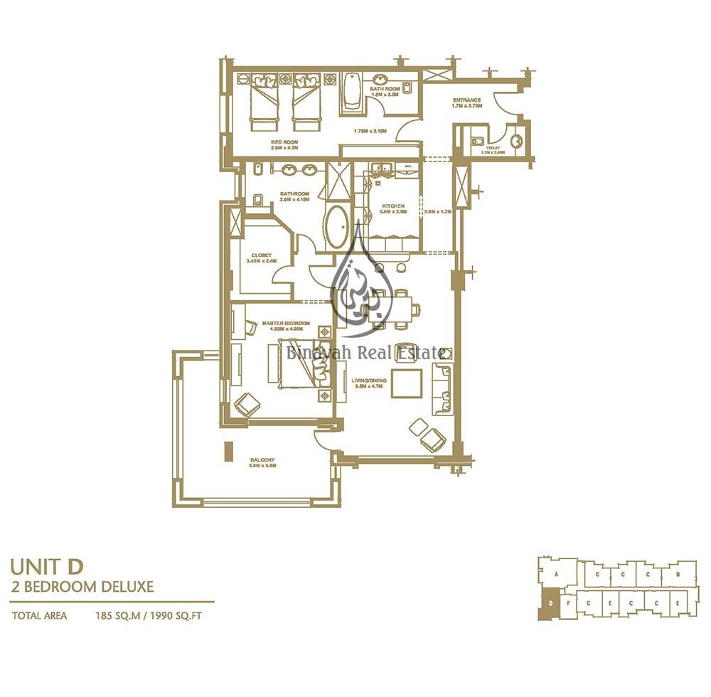 Garden Homes Floor Plans Palm Jumeirah