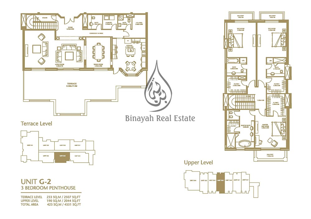 Properties for sale apartments villas palm jumeirah for Floor plans jumeirah heights