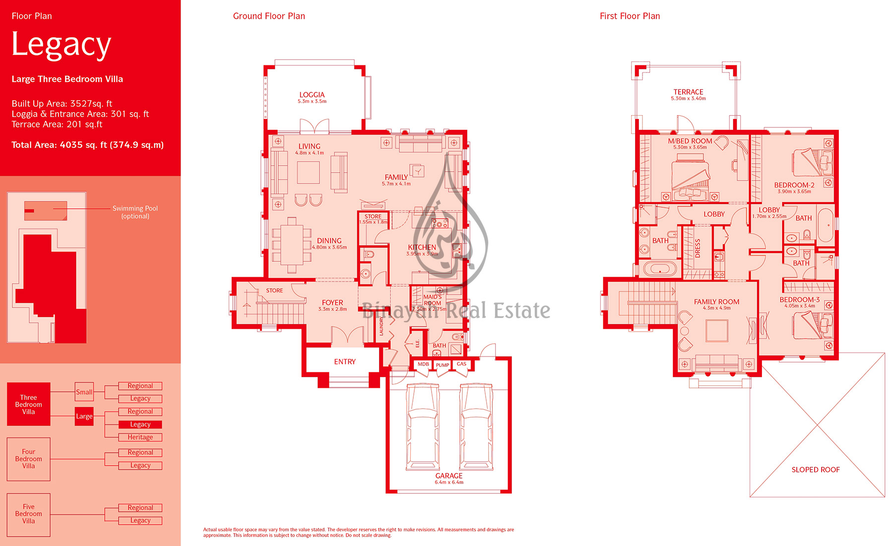 Jumeirah Park Villa Or Townhouse For Sale And Rent 3 Bedroom Villa Plans