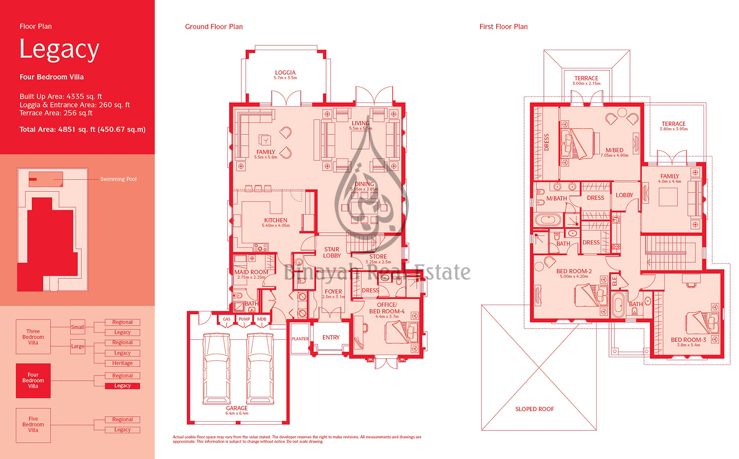 Jumeirah park villa or townhouse for sale and rent for Dubai house floor plans