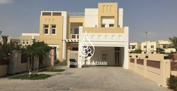 Upgraded 5 BR Type A Villa in Mudon
