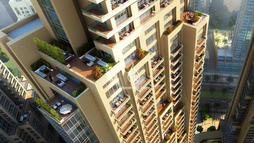 ACT 2 Tower Downtown Dubai