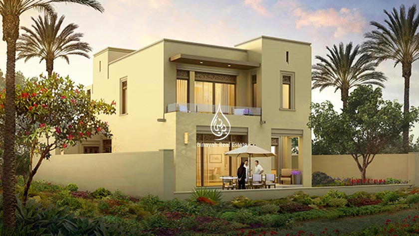Azalea Villas by Emaar Arabian Ranches