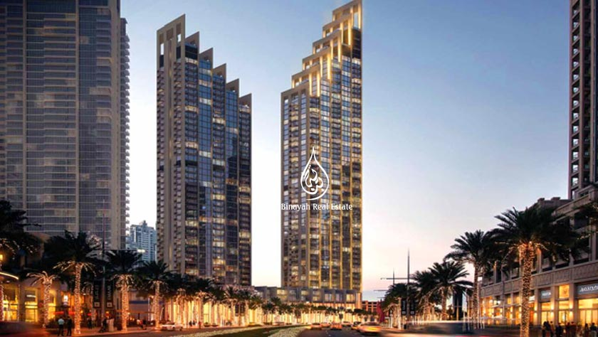 BLVD Heights Downtown by Emaar Properties