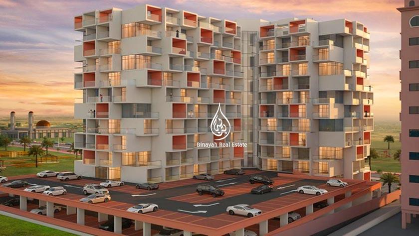 Binghatti House at Dubai Silicon Oasis