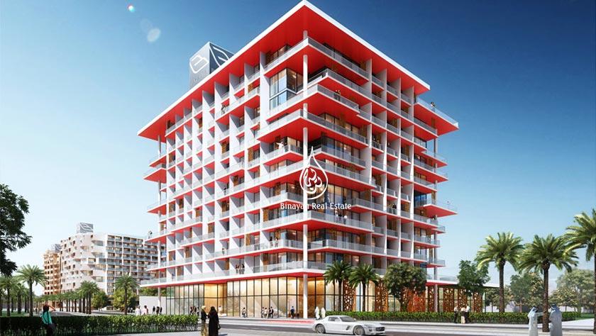Binghatti Terraces at Dubai Silicon Oasis