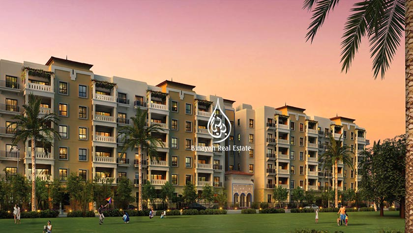 Centurion Residence Apartments for Sale in DIP